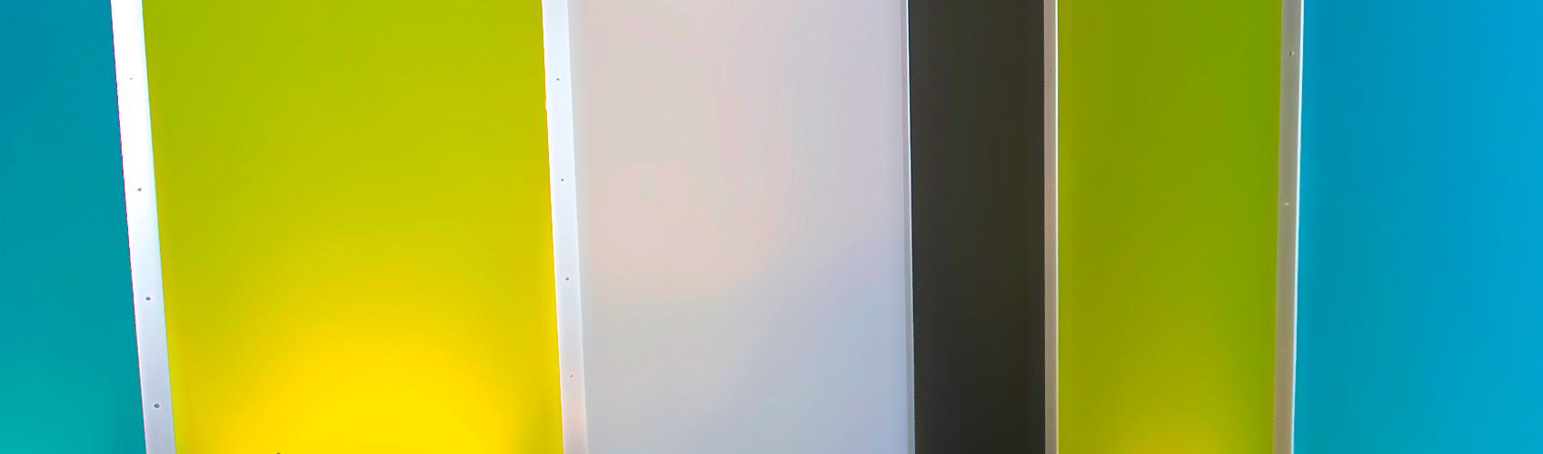 braun Kunststoffe – gartenbunt Sichtschutz-System