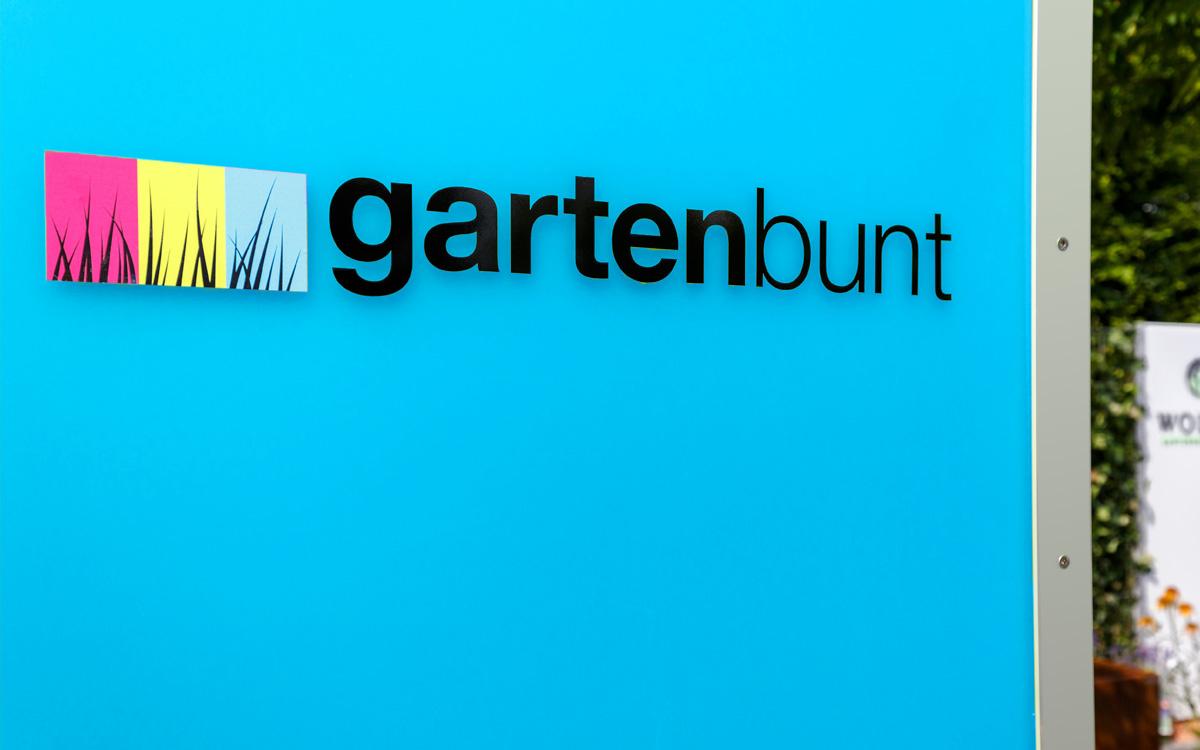 gartenbunt – Sichtschutz-System aus Acrylglas
